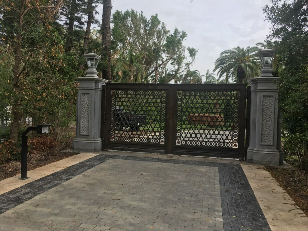 automatic gate installation Miami
