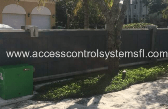 Choosing the Right Automatic Sliding Gate and Its Repair Service Provider in Miami