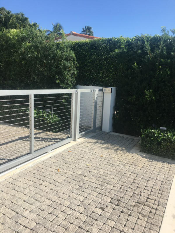 Automatic Gate Slider
